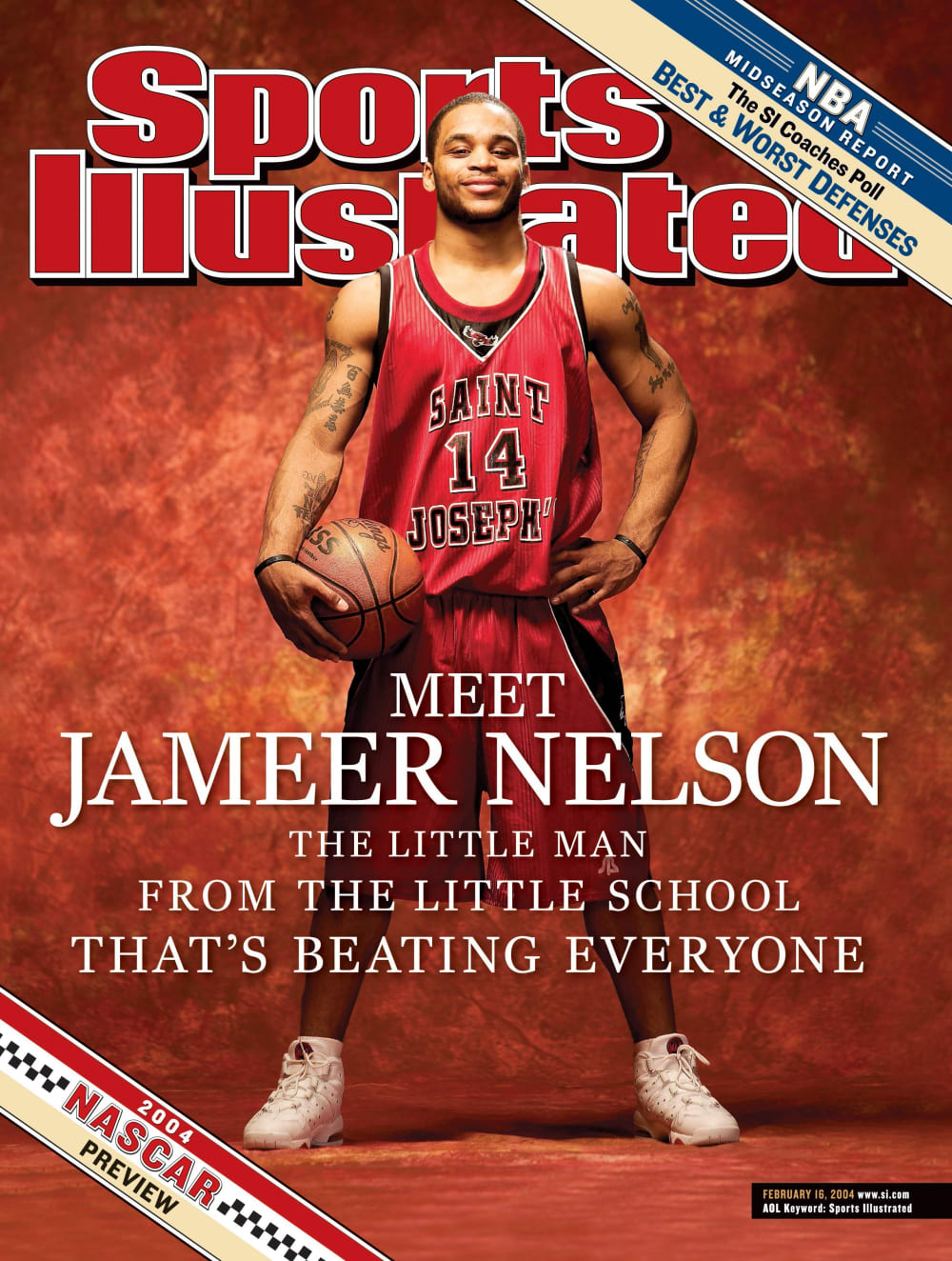 Meet Jameer Nelson: The Little Man From The Little School That's Beating Everyone