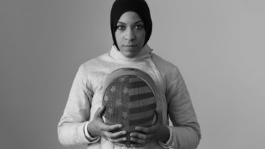 Meet Team USA's First Hijab-Wearing Muslim Woman