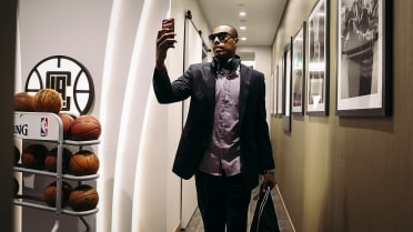 Paul Pierce's Final Season: Photo Gallery