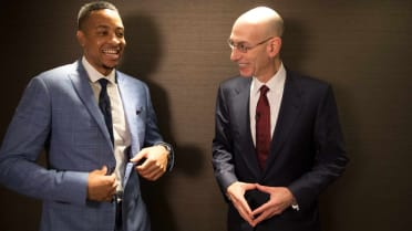 My Interview with Commissioner Adam Silver