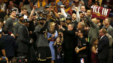 The Chirp: NBA Finals Edition