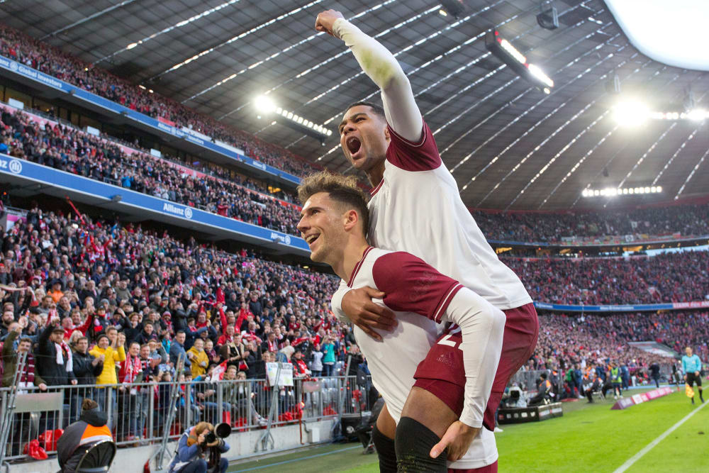 The Most Important Unimportant Thing in Life   By Serge Gnabry