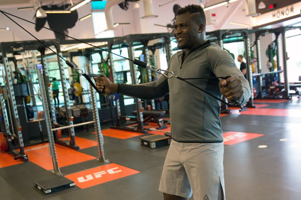 This Is Obsession | By Francis Ngannou