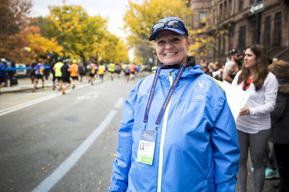 2015 New York City Marathon (Photo by Taylor Baucom/The Players' Tribune)