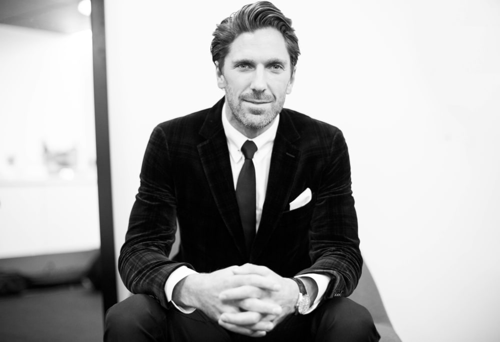 Letter To My Younger Self By Henrik Lundqvist