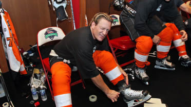 Real Fan Life: Kenny Smith and Jeremy Roenick