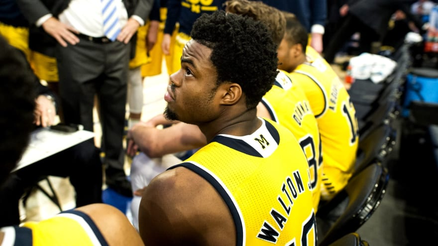 What the (Blank)?: Michigan Hoops' Derrick Walton