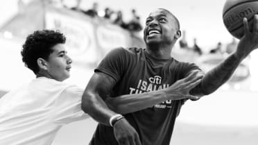Isaiah Thomas' Basketball ProCamp