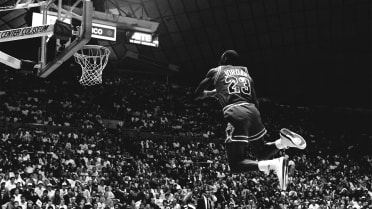 The Legend of Michael Jordan