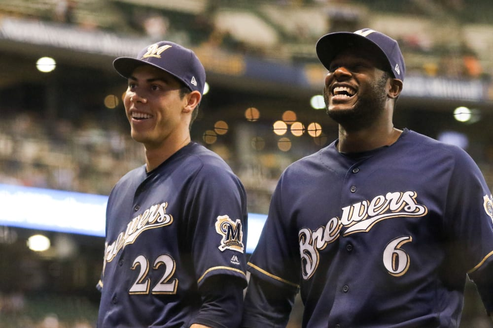 Milwaukee     LET'S GOOOOOOOOOO! | By Christian Yelich