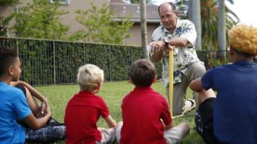 Summer Days with Johnny Bench