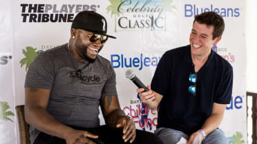 Watch David Ortiz Talk David Price, Yankee Fans and More