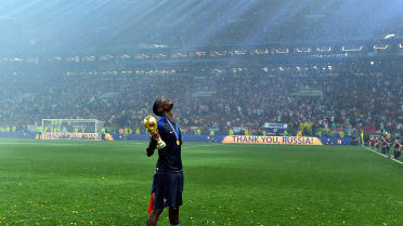 The World Cup in Photos