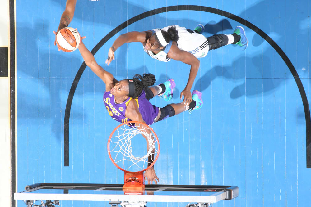 Los Angeles Sparks v Minnesota Lynx