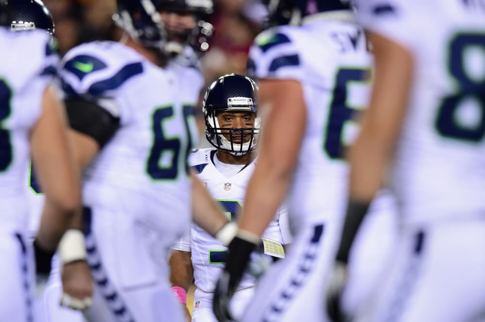 Seattle Seahawks v Washington Redskins