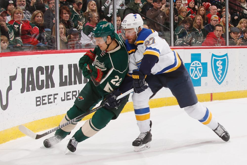 St. Louis Blues v Minnesota Wild