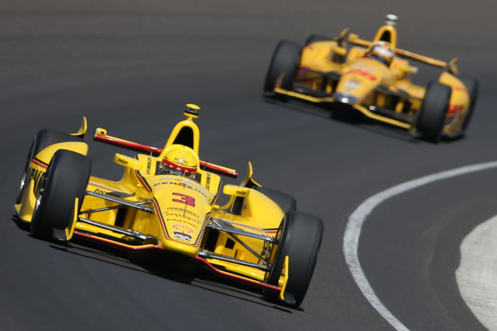 98th Indianapolis 500 Mile Race - Practice