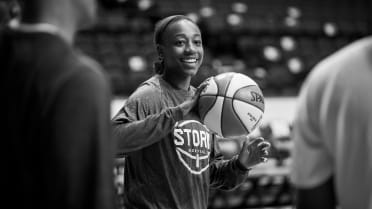 The Iso: Jewell Loyd