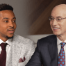 My Sitdown with Adam Silver