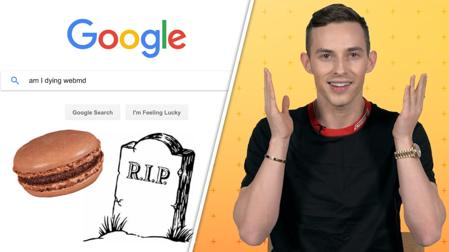 The Time Adam Rippon Thought He Was Dying