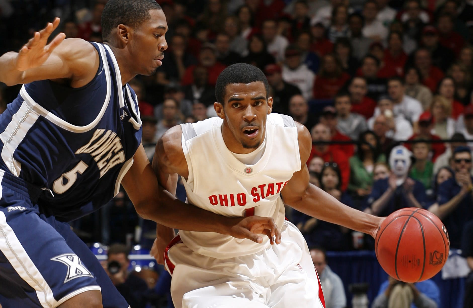 NCAA Second Round: Xavier v Ohio State
