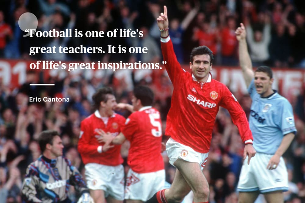 What Is the Meaning of Life? | By Eric Cantona