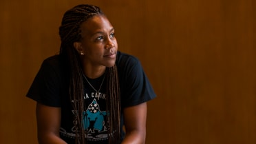 The Iso: Tamika Catchings