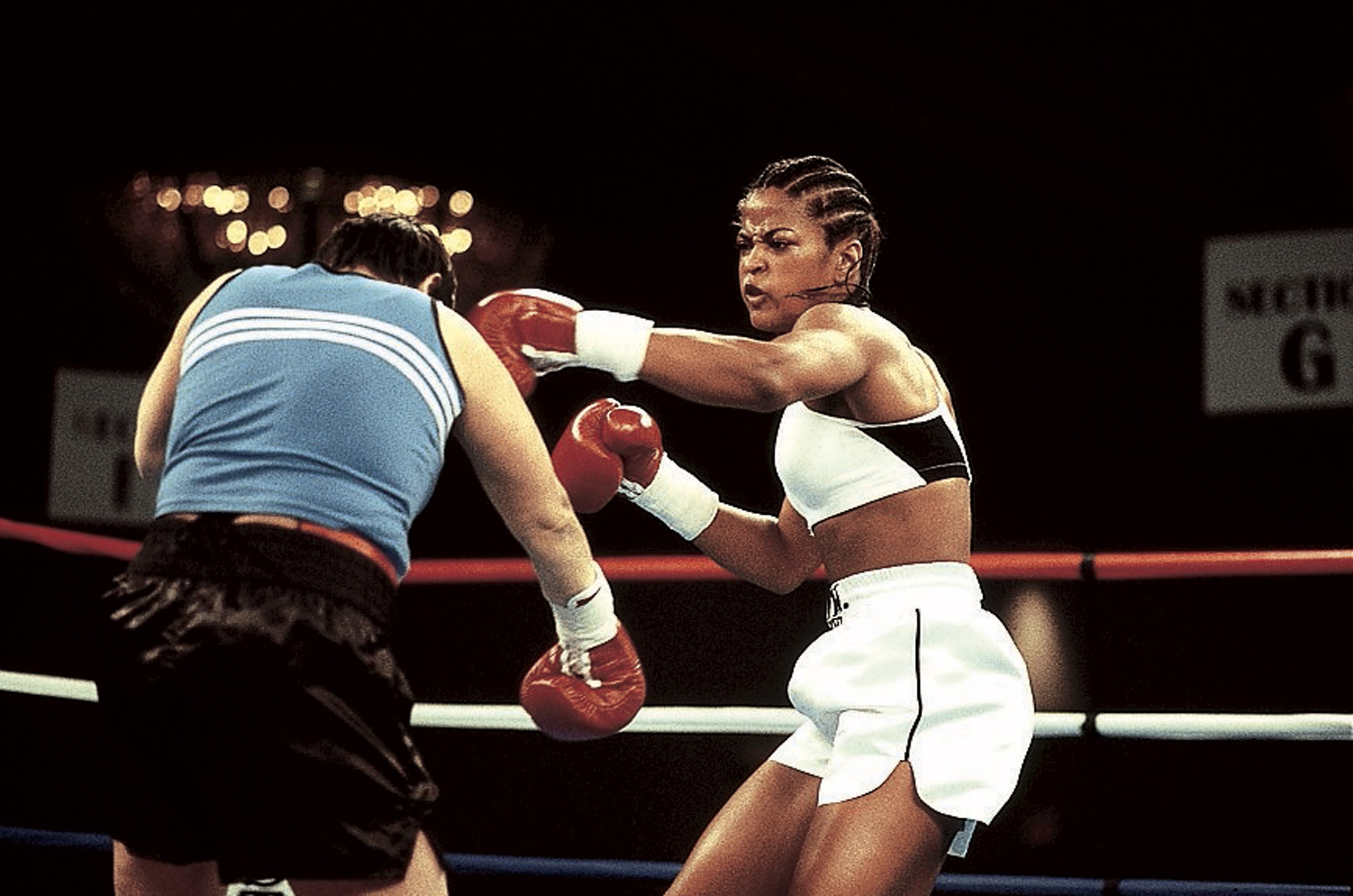 Laila Ali, Light Heavyweight Boxing