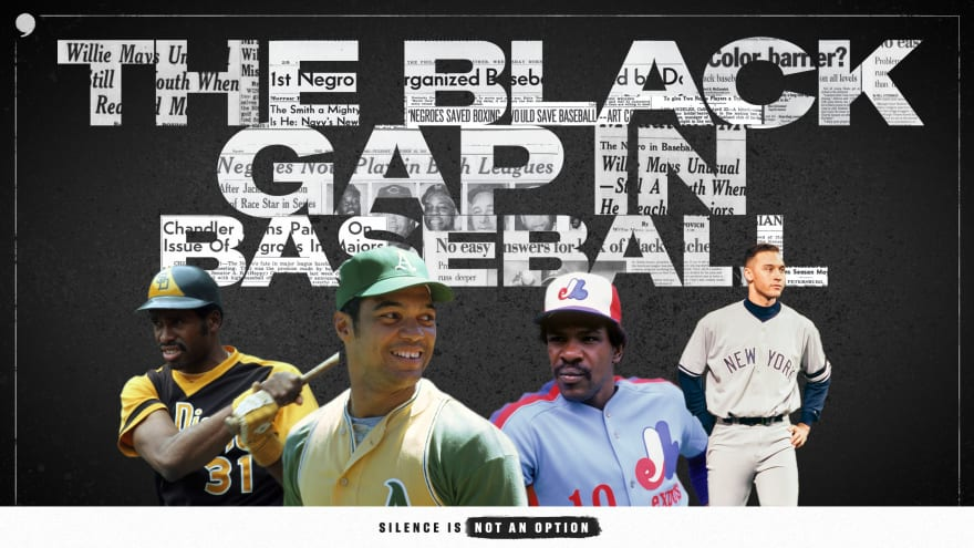 The Black Gap in Baseball