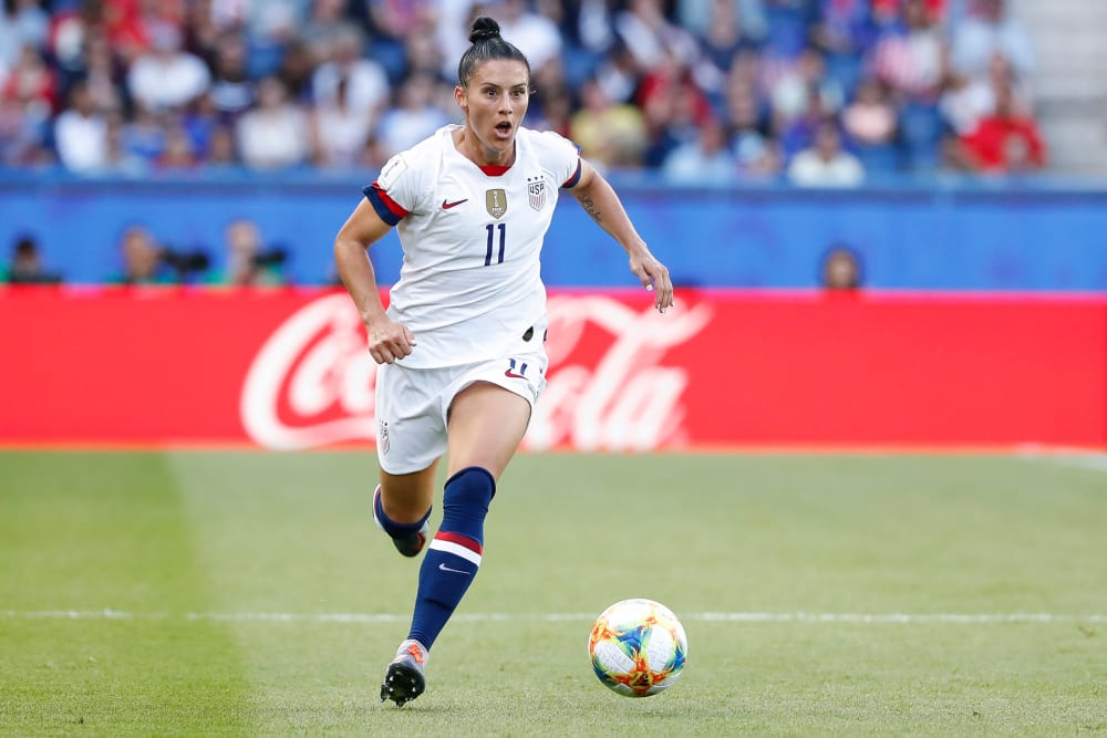 I'm Good Right Now | By Ali Krieger