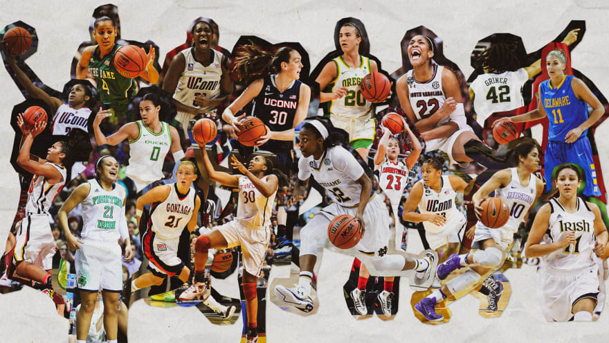 Stewie and Jewell's All-Decade Womens' College Hoops Team
