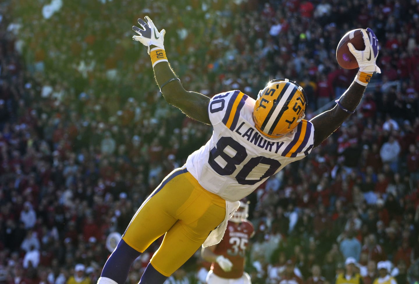 How We Play Football in Louisiana   by Jarvis Landry