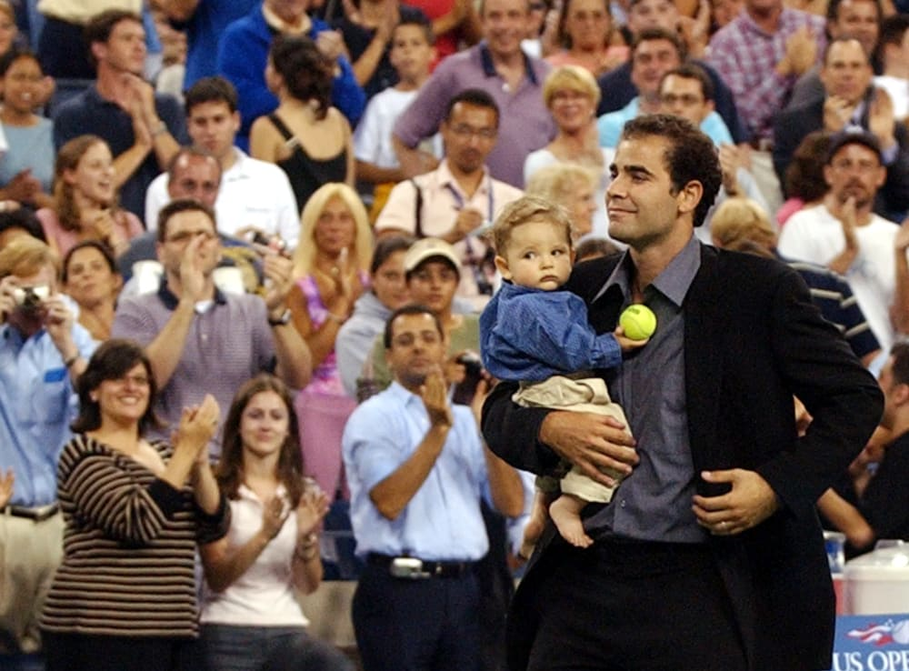 SAMPRAS RETIRES