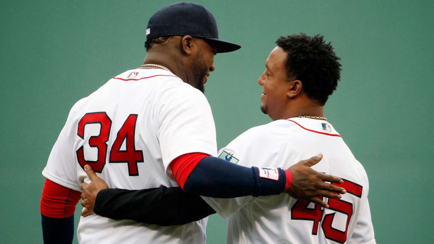 For My Compadre, Big Papi