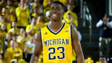 What the (Blank)?: Michigan Basketball's Caris LeVert