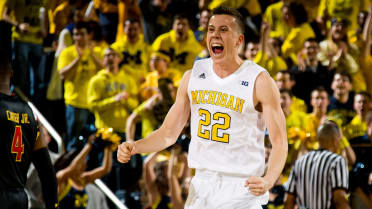 What the (Blank)?: Michigan Hoops' Duncan Robinson