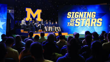 Gallery: Michigan Football Signing Day