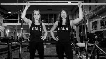 A Day in the Life of a UCLA Gymnast