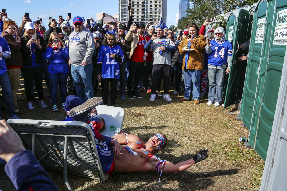 8398f7f0f Bills Mafia  We re Gonna Need More of This
