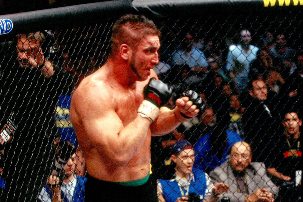 the beginning by ken shamrock