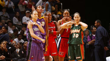 Looking Back As the WNBA Turns 20