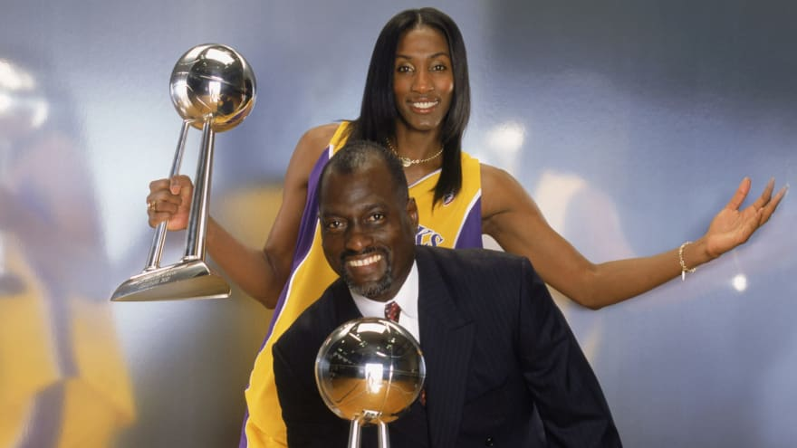 There's Only One Lisa Leslie