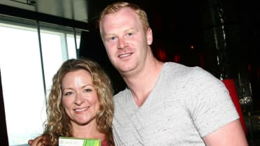 Real Fan Life: Jon Ryan and Sarah Colonna