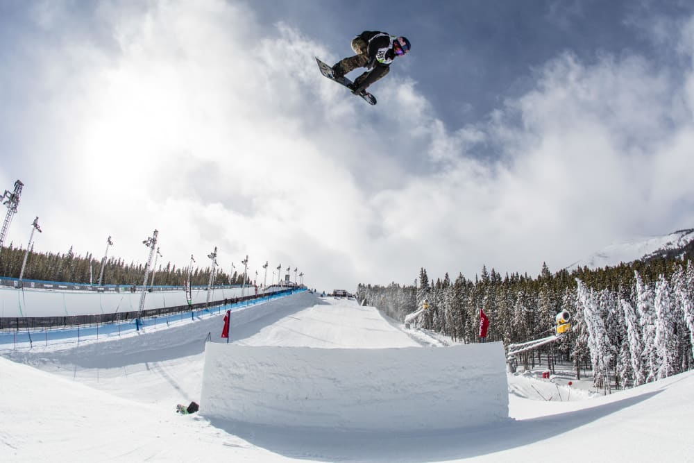 Dew Tour iON Mountain Championships - Previews