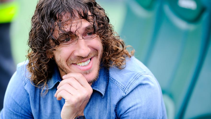 What the (Blank)?: Carles Puyol