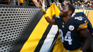 Real Fan Life: Antonio Brown and Mike Sweeney