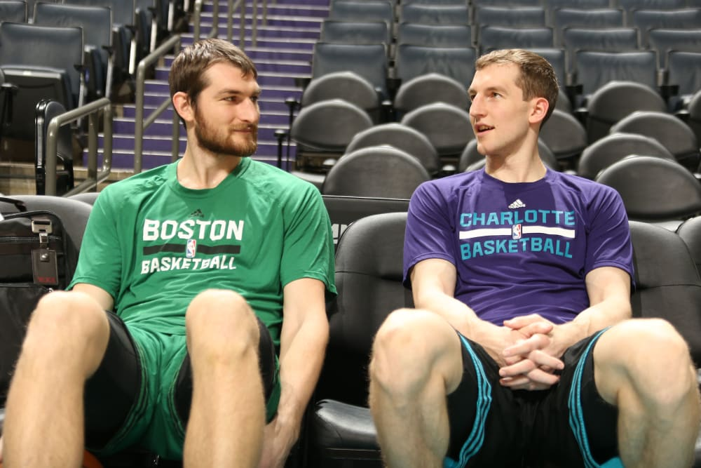 The Reason We Wear Number 40 By Cody Zeller