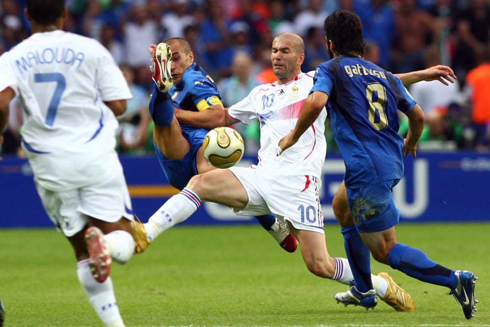 Soccer - FIFA World Cup 2006 - Finals - Italy vs. France
