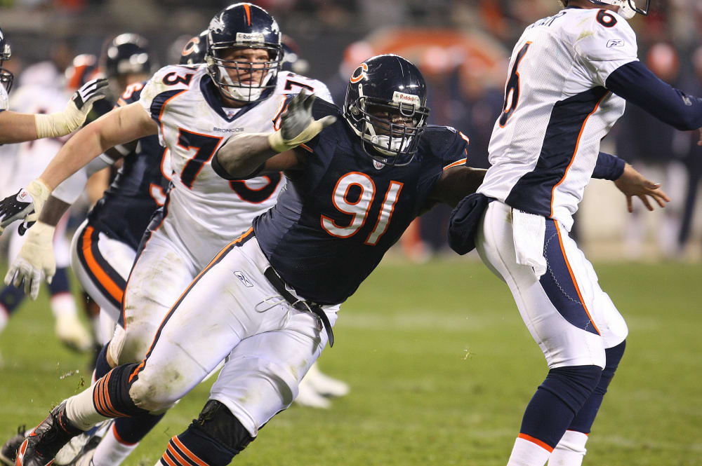 Denver Broncos v Chicago Bears