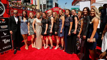 The Best of the ESPYS Red Carpet